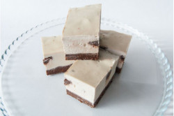 Cream Fudge Squares